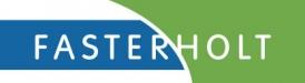 fasterholt logo produkter